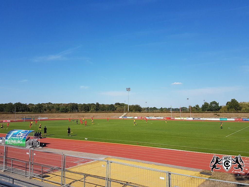 Testkick: SG Dynamo Dresden vs. Hallescher FC