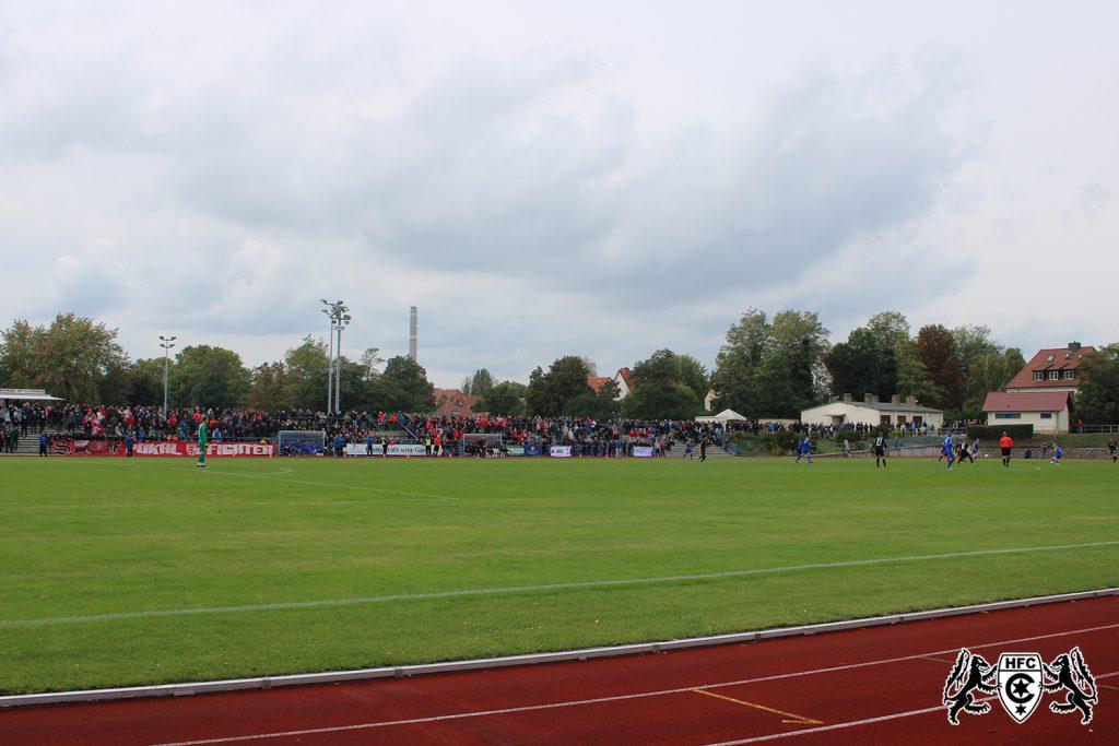 FSA-Landespokal 2. Runde: TSV Leuna vs. Hallescher FC