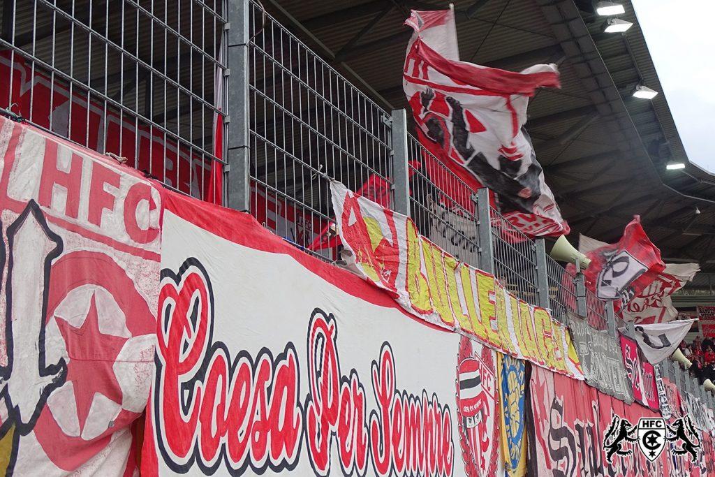 15. Spieltag: Hallescher FC vs. TSV 1860 München