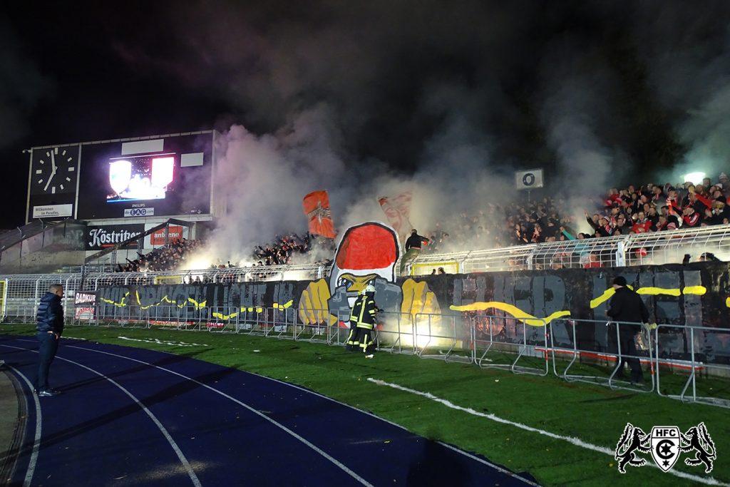 16. Spieltag: FC Carl Zeiss Jena vs. Hallescher FC