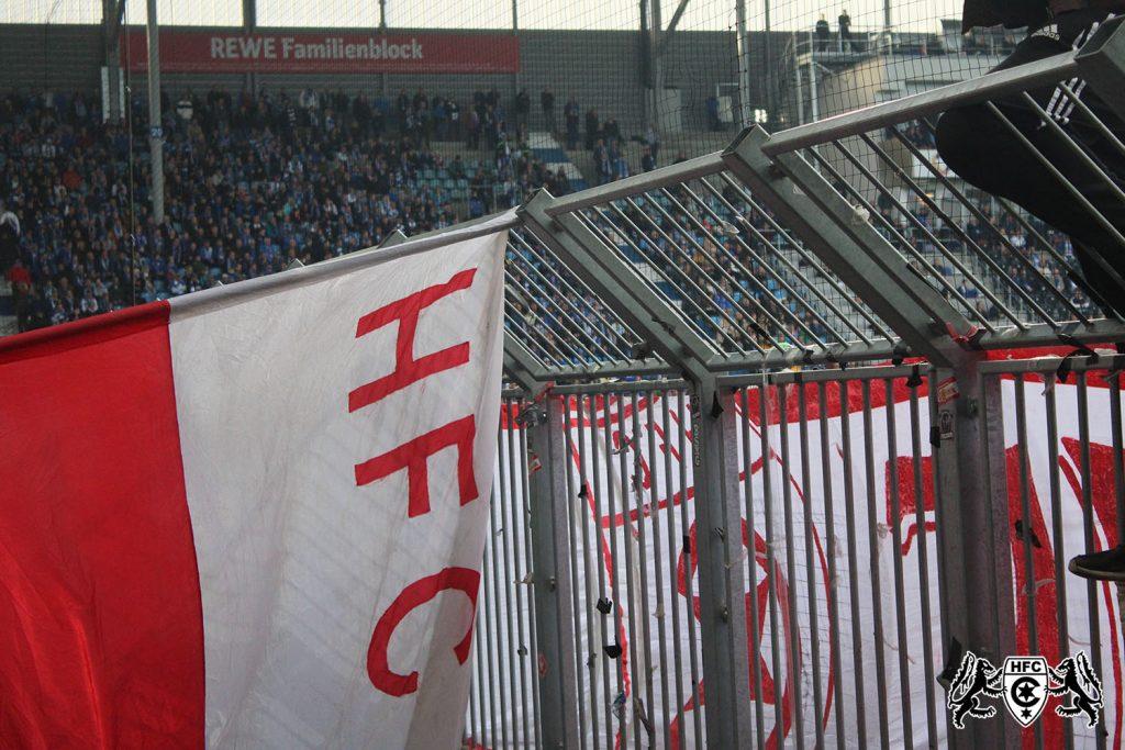 14. Spieltag: 1. FC Magdedorf vs. Hallescher FC