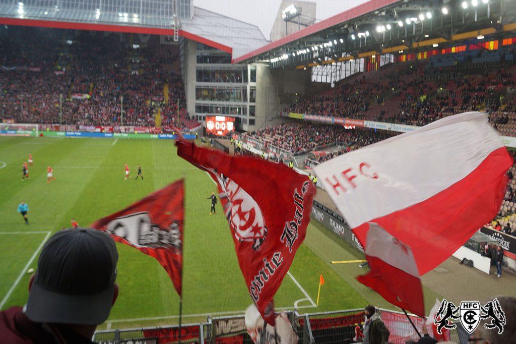 18. Spieltag: 1. FC Kaiserslautern vs. Hallescher FC