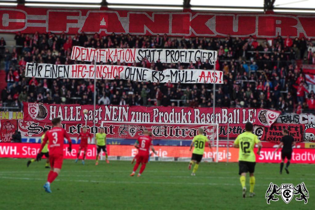 19. Spieltag Hallescher FC vs. Würzburger Kickers