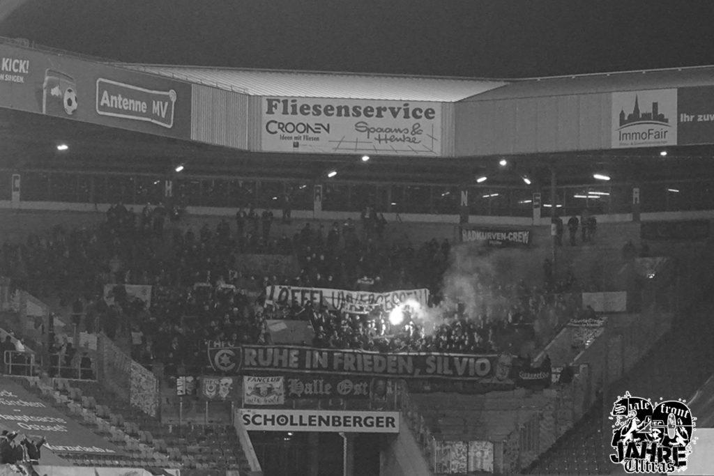 21. Spieltag: FC Hansa Rostock vs. Hallescher FC