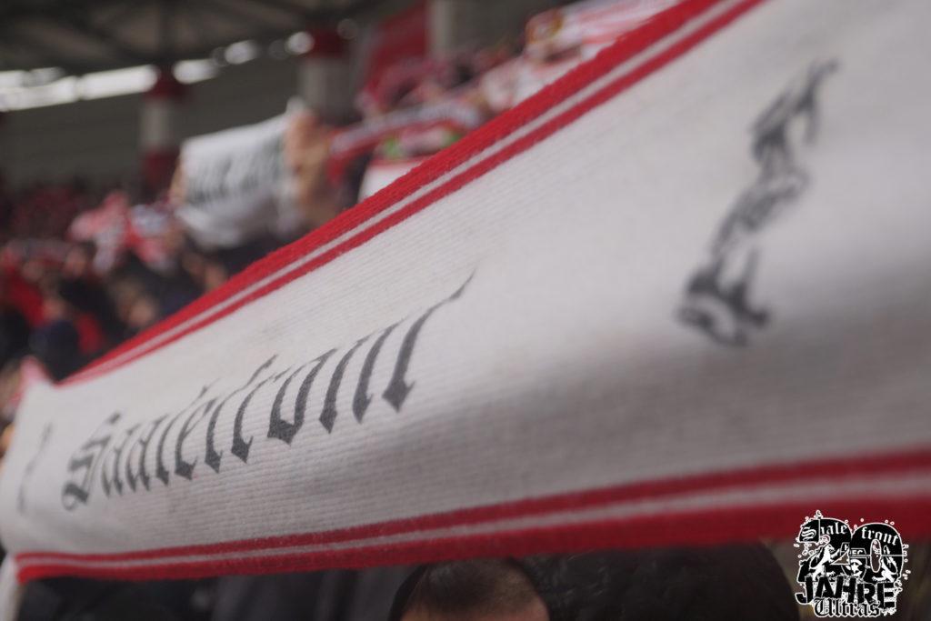 25. Spieltag: Hallescher FC vs. SpVgg Unterhaching