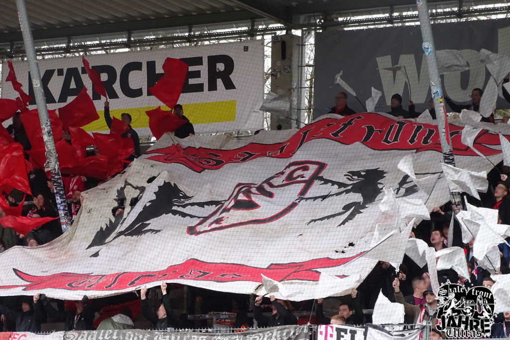26. Spieltag: SG Sonnenhof Großaspach vs. Hallescher FC